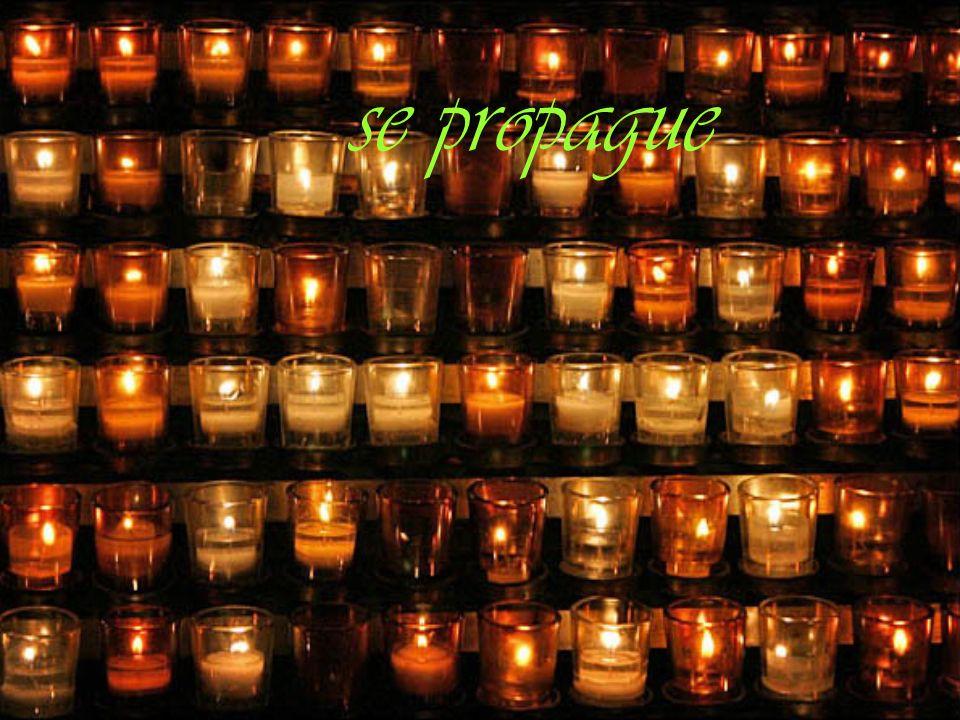 una luz inextinguible, Sea su mensaje
