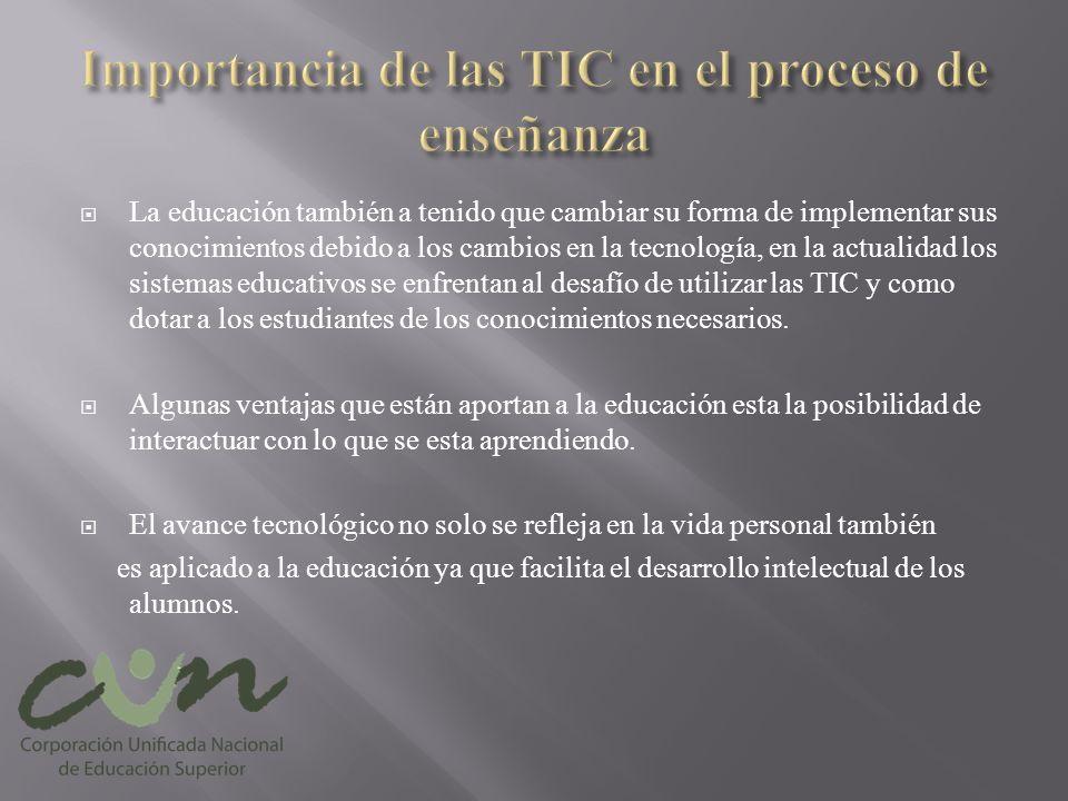 Las TIC conforman el conjunto de recursos necesarios para manipular la información y particularmente los ordenadores, programas informáticos y redes necesarias para convertirla, almacenarla, administrarla, transmitirla y encontrarla.