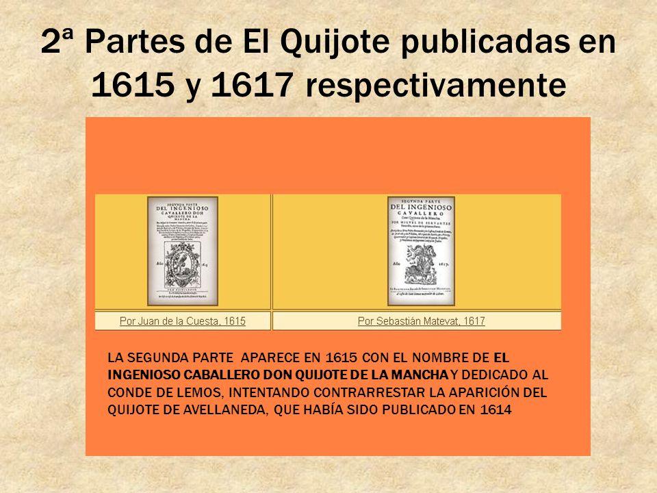 PRIMERA EDICIÓN 1605 Primera parte de El Ingenioso Hidalgo Don Quijote de la Mancha. Dedicado al Duque de Béjar. Impreso en los talleres de Juan de la