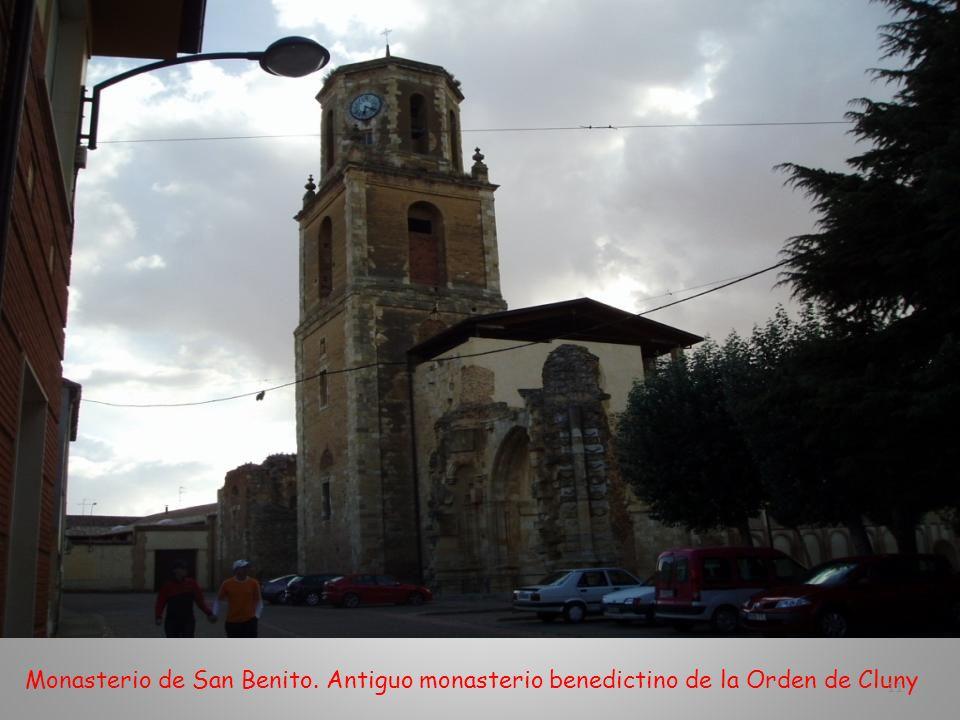 Monasterio de San Benito. Antiguo monasterio benedictino de la Orden de Cluny 10
