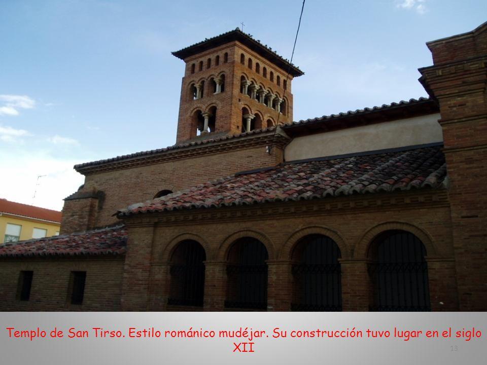 Torre del Reloj del Monasterio de San Benito 12