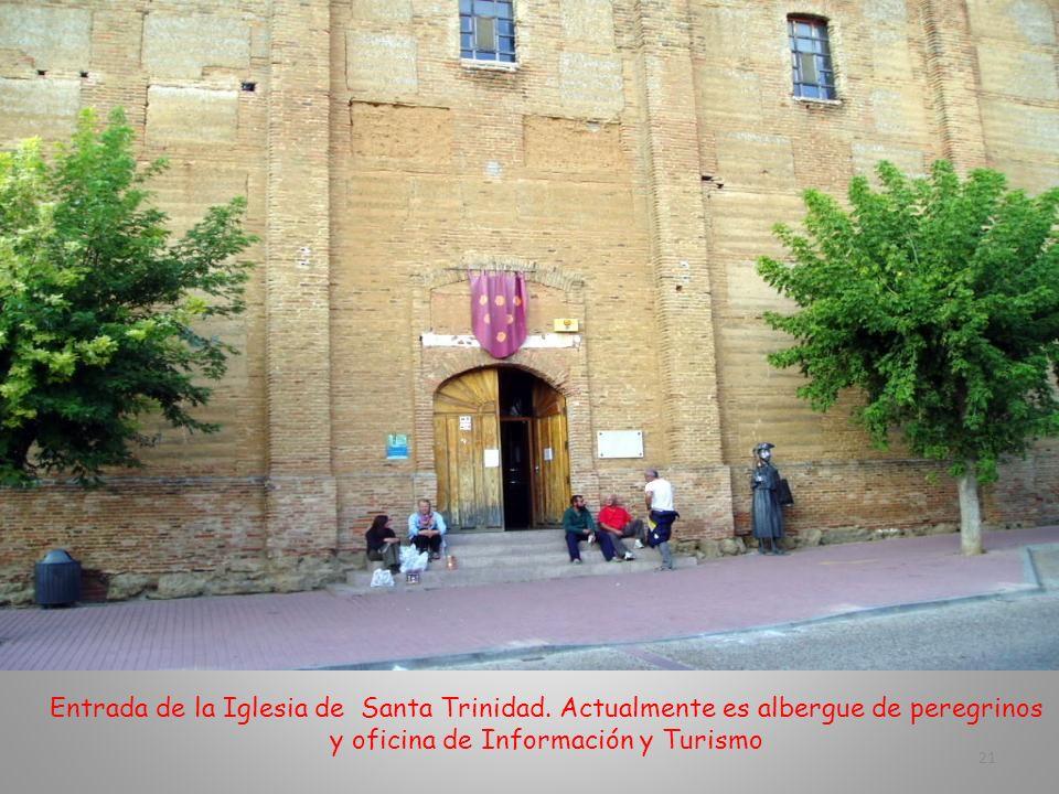 Iglesia de Santa Trinidad. Antiguo templo del siglo XVI y XVII 20