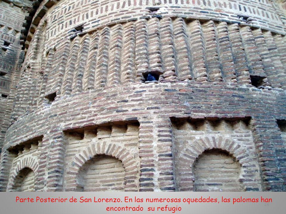 Lateral derecho de San Lorenzo 23