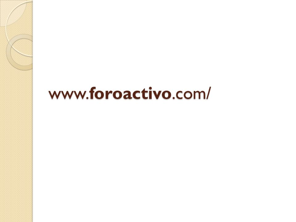www.foroactivo.com/