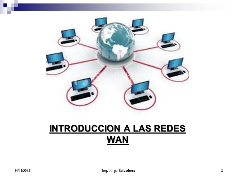 DIFERENTES CONEXIONES DE ENLACE WAN El cable coaxial es muy usado en áreas urbanas para distribuir las señales de televisión.