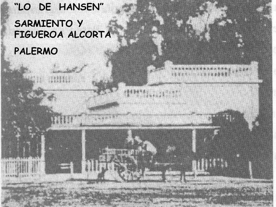 LO DE HANSEN SARMIENTO Y FIGUEROA ALCORTA PALERMO