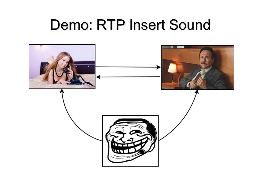 Demo: RTP Insert Sound