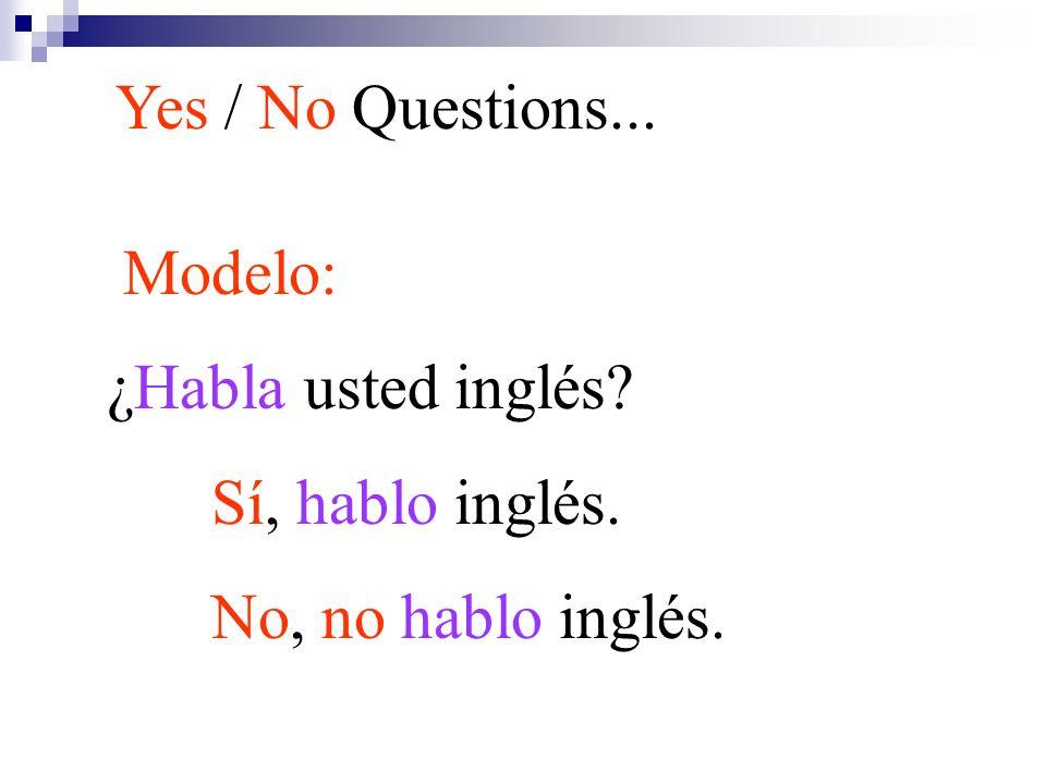 De dónde Information question words.... ¿Dónde? or ¿Adónde? or ¿De dónde? ¿_____________ son todos?