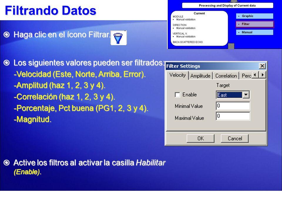 Validando datos en la Presentación Perfil Hay tres formas para invalidar datos en la ventana Perfil: Hay tres formas para invalidar datos en la ventana Perfil: Por CeldasPor Celdas Por perfil.Por perfil.