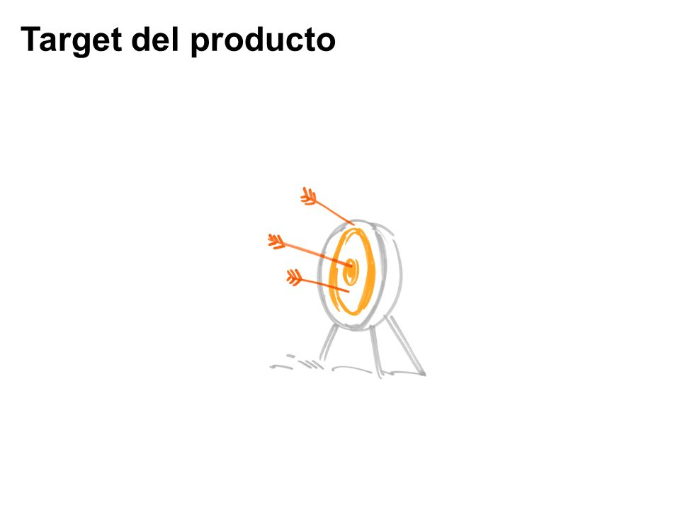 Target del producto