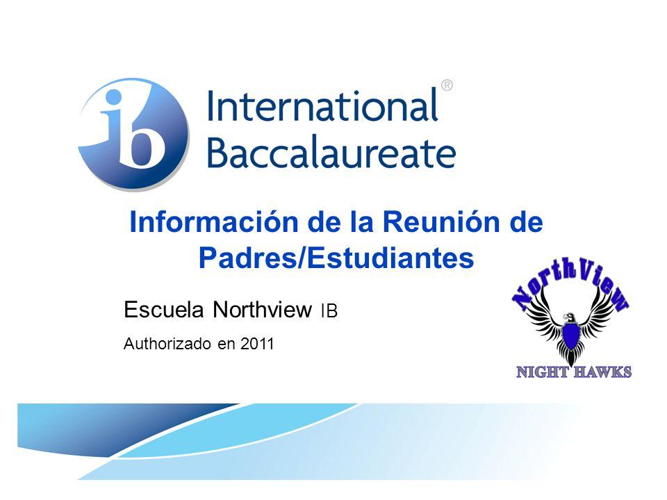 © International Baccalaureate Organization 2007 ¿Que es la Organizacion de Bachillerato Internacional (IBO).