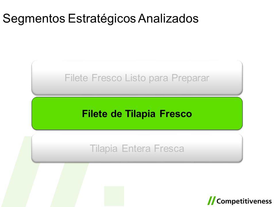 Filete Fresco Listo para Preparar Tilapia Entera Fresca Filete de Tilapia Fresco Segmentos Estratégicos Analizados