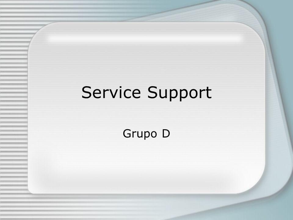 Service Support Configuration Management: proceso que sigue todos los CIs (Configuration Items) individuales en un sistema
