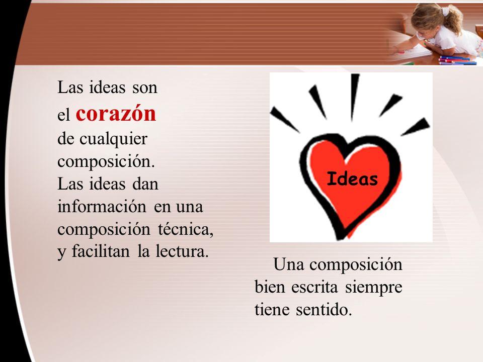 Actividades para desarrollar ideas Mapa de mi corazón Lluvia de ideas Circulo Yo puedo contar una historia de… Esto me recuerda a … Gráfica de ideas