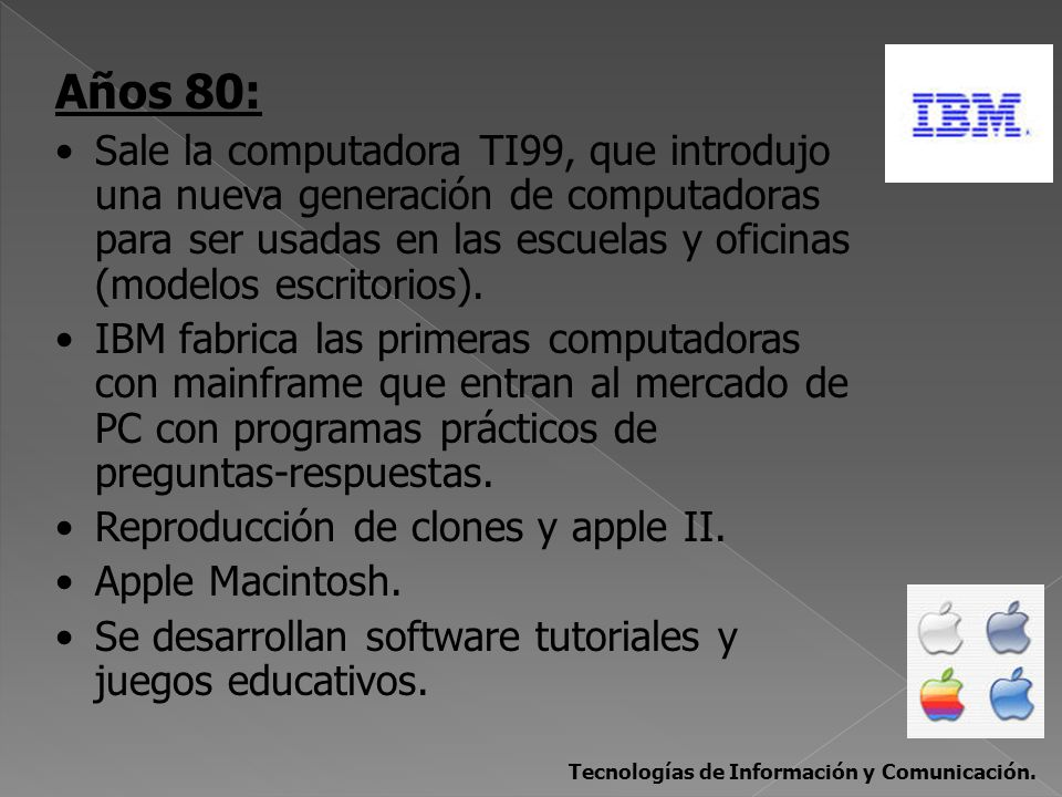 Tipos de formatos digitales Recreativos Informativos Se fundamentan en la ficción.