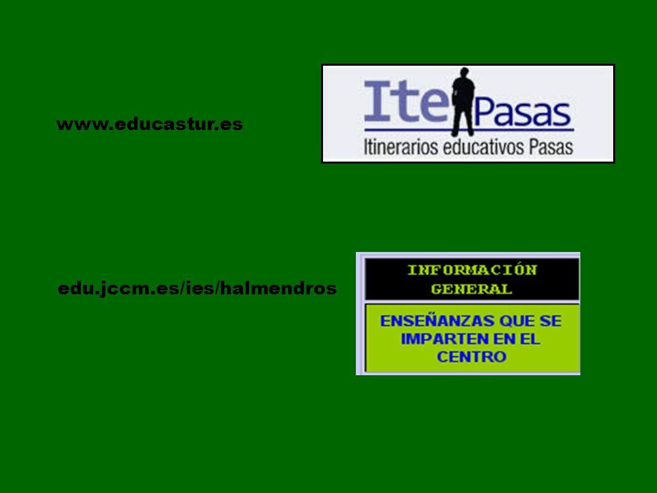 www.educastur.es edu.jccm.es/ies/halmendros