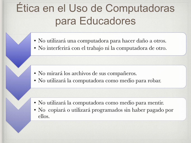 Copyright: Computer Ethics Institute Author: Dr. Ramon C. Barquin