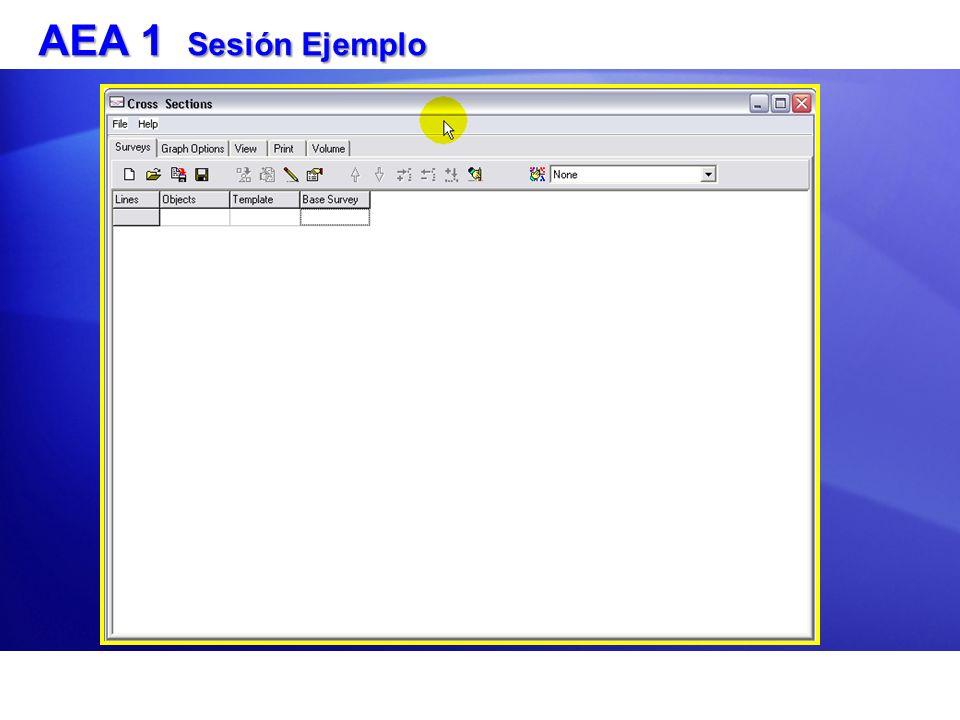 Configuración Savannah Abra Proyecto Ejemplo Volúmenes - Sample Volumes.