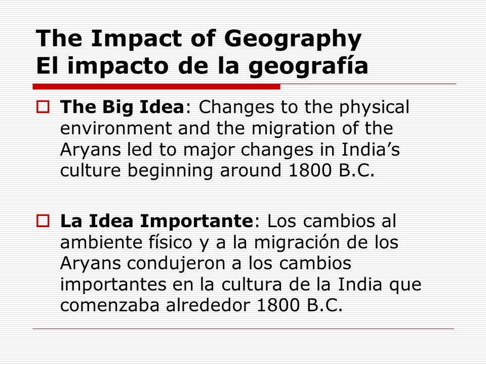 Caste System/Sistema de casta Every Indian was born into a caste defined by occupation and family lineage Cada indio nació en una casta definida por la ocupación y el linaje de la familia
