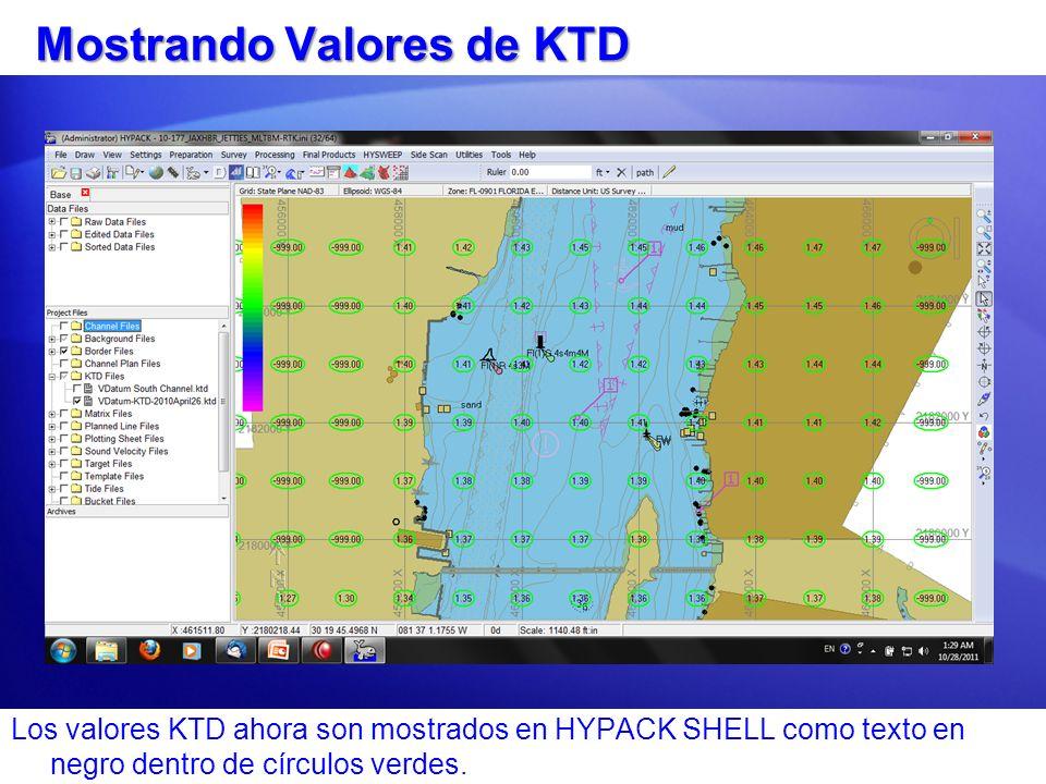 VDATUM A XYZ Un programa de apoyo localizado en el directorio raíz de HYPACK.