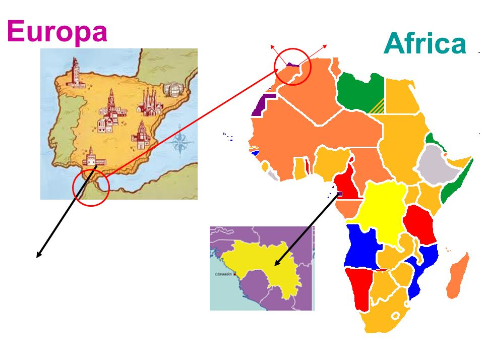 Africa Europa