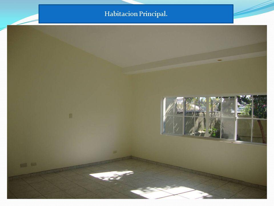 Habitacion Principal.