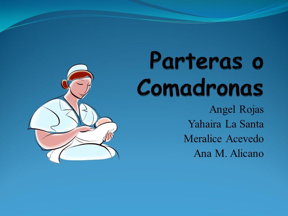 Angel Rojas Yahaira La Santa Meralice Acevedo Ana M. Alicano