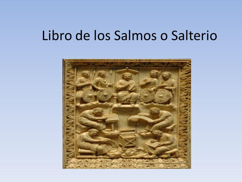 Del latín psalmus y del griego ψαλμς, de ψλλειν que significan: Tocar las cuerdas de un instrumento musical.