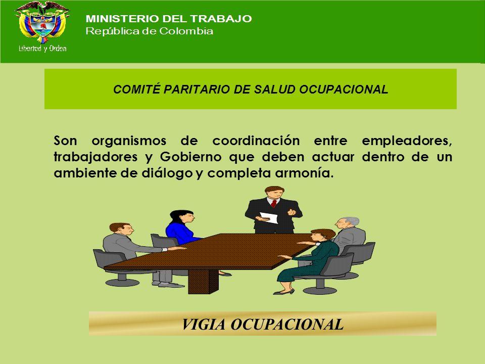 PROGRAMA DE SALUD OCUPACIONAL Es el diagnostico, intervención, evaluación y ajuste de las condiciones de trabajo y salud en las empresas, para preveni
