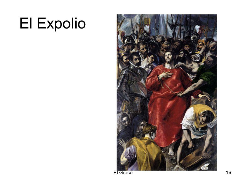 El Greco16 El Expolio