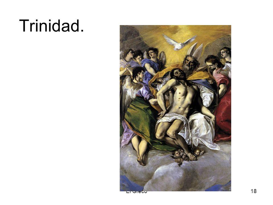 El Greco18 Trinidad.