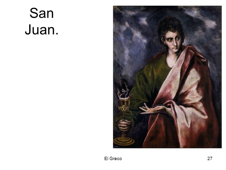 El Greco27 San Juan.