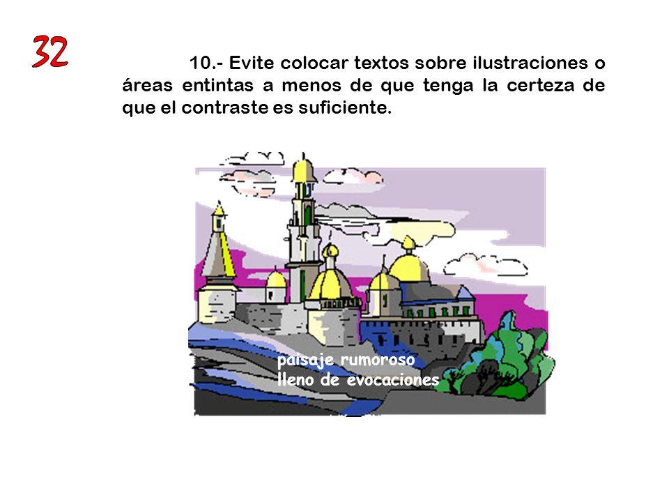 11.- El TEXTO cargado a la IZQUIERDA resulta seguro, piénselo dos veces si va a componer a lado DERECHO Ciencia o Disciplina.