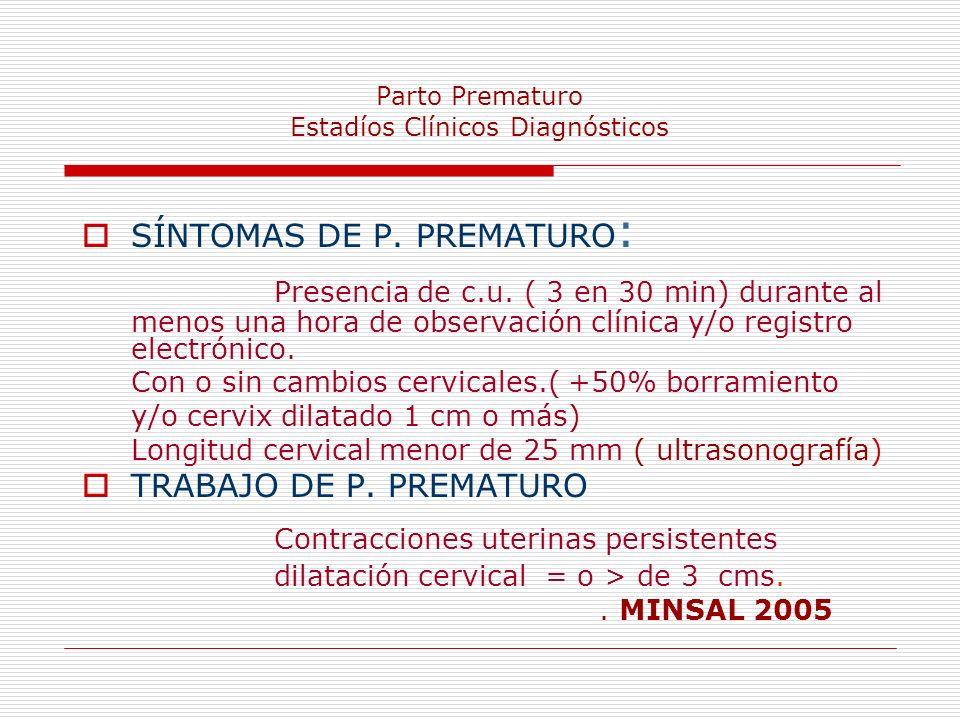 Contraindicaciones de los Betamiméticos Enfermedades Cardíacas o arritmias maternas.