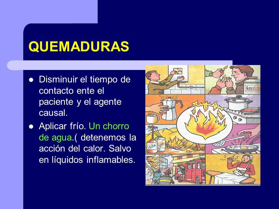 CLASIFICACION QUEMADURAS PRIMER GRADO.Epidérmicas, superficiales.