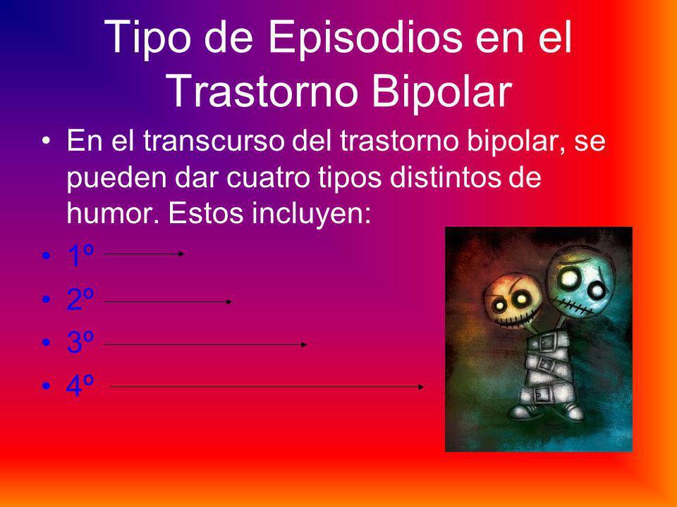 El trastorno bipolar afecta aproximadamente a 100 millones de personas en todo el mundo.