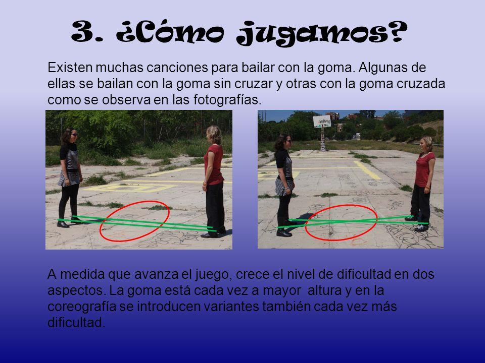 3.¿Cómo jugamos. Las alturas se llaman primeras, segundas, terceras, cuartas, quintas y sextas.