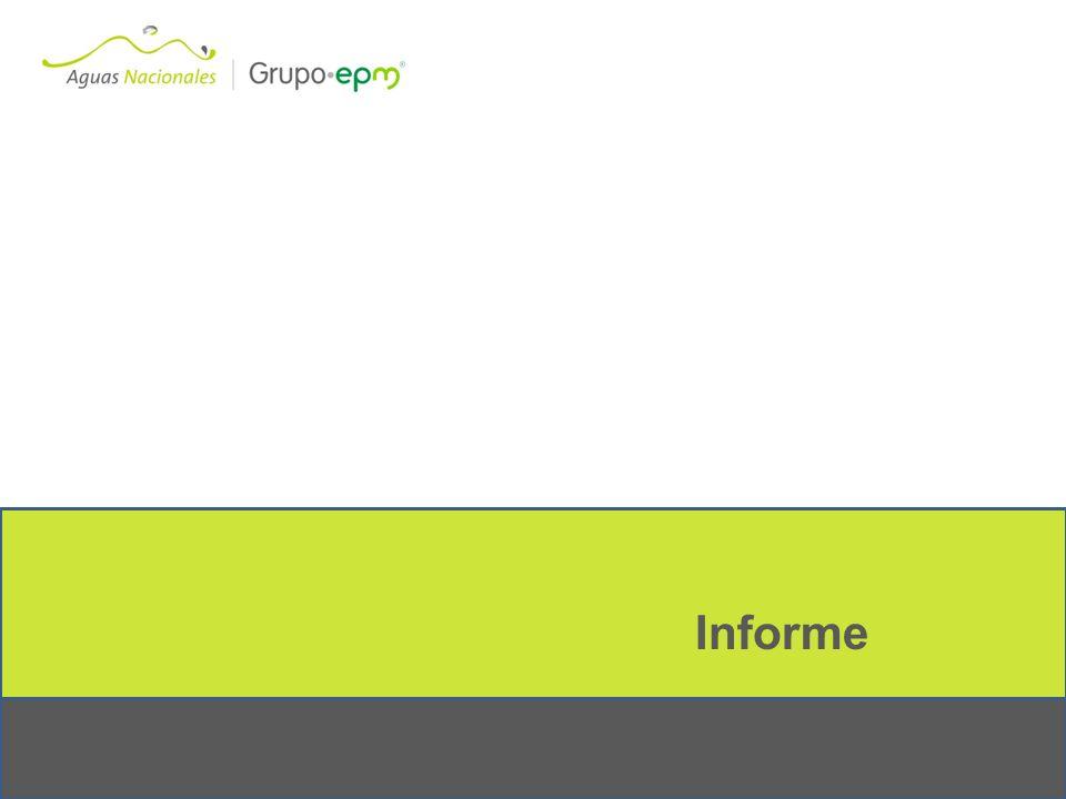 Aguas Nacionales EPM Política de desarrollo de proveedores –Registro y clasificación de proveedores –Plan de compras –Comunicados a proveedores y evaluaciones.