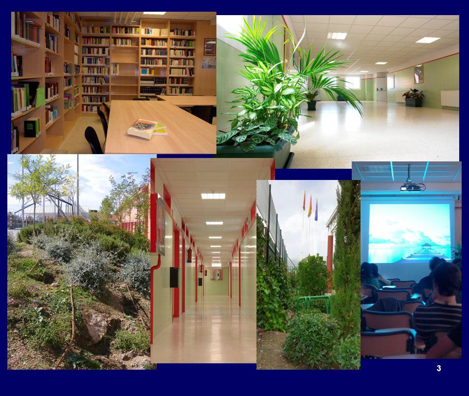 14 PLANES DE ORGANIZACIÓN Y FUNCIONAMIENTO Agilizar el funcionamiento del Consejo Escolar y sus comisiones.