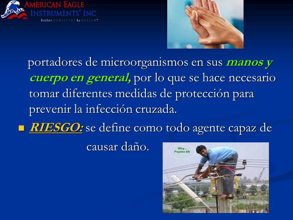 INSTRUMENTAL Y EQUIPOS INSTRUMENTAL Y EQUIPOS Todo instrumental que se usará en área clínica directa debe estar estéril.