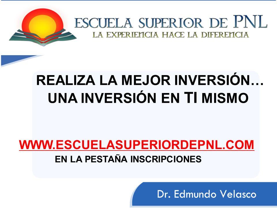 WWW.ESCUELASUPERIORDEPNL.COM EN LA PESTAÑA INSCRIPCIONES REALIZA LA MEJOR INVERSIÓN… UNA INVERSIÓN EN TI MISMO