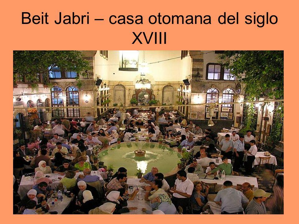 Beit Jabri – casa otomana del siglo XVIII