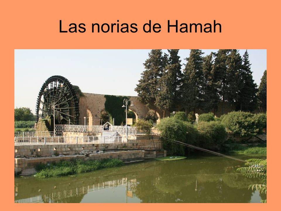 Las norias de Hamah
