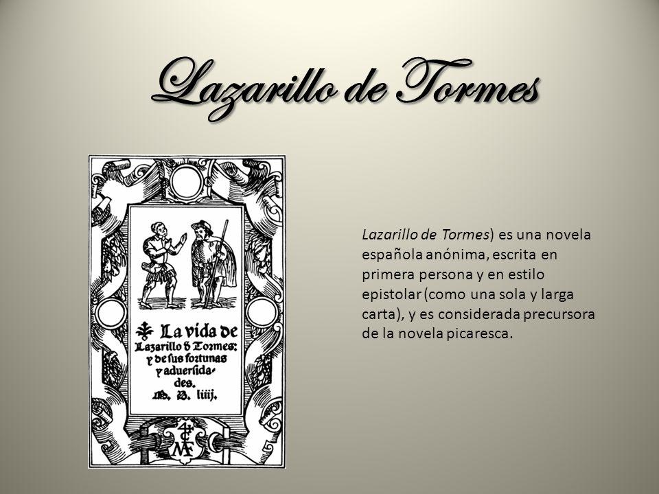 Novela picaresca La novela picaresca es un subgénero literario narrativo que surgió en los años de transición entre el Renacimiento y el Barroco durante el llamado Siglo de Oro español.