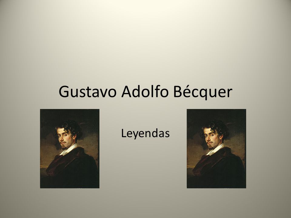 Índice » Romanticismo » Biografía » Leyendas » Rayo de Luna » El monte de las ánimas