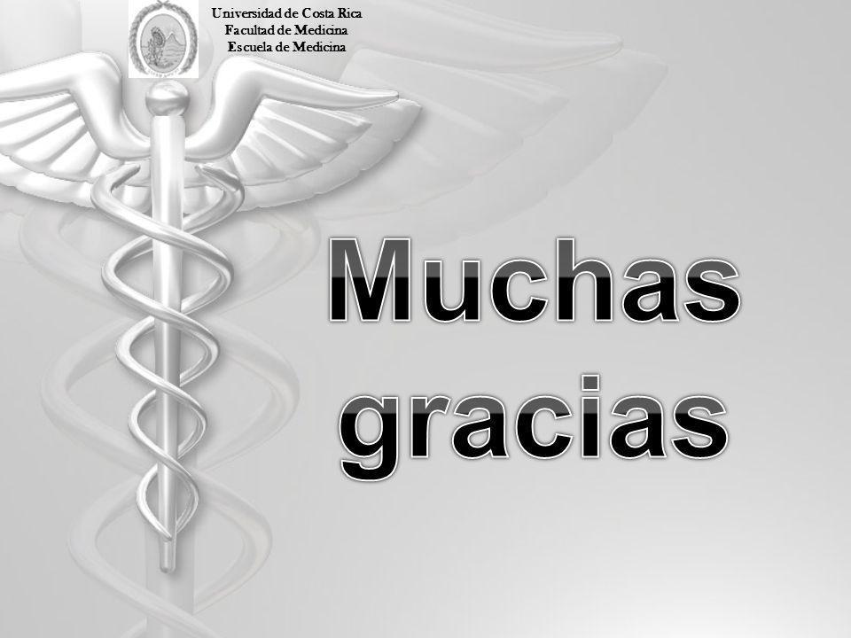 Universidad de Costa Rica Facultad de Medicina Escuela de Medicina