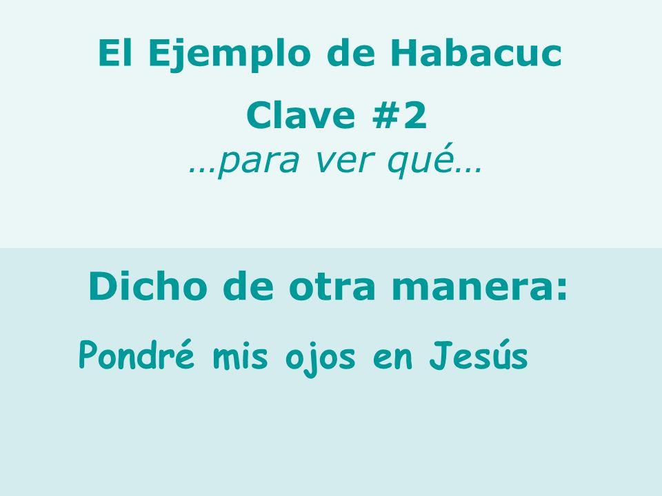 Aquietarse en la Presencia del Señor Clave #1 Estad quietos y conoced que yo soy Jehová Salmo 46:10