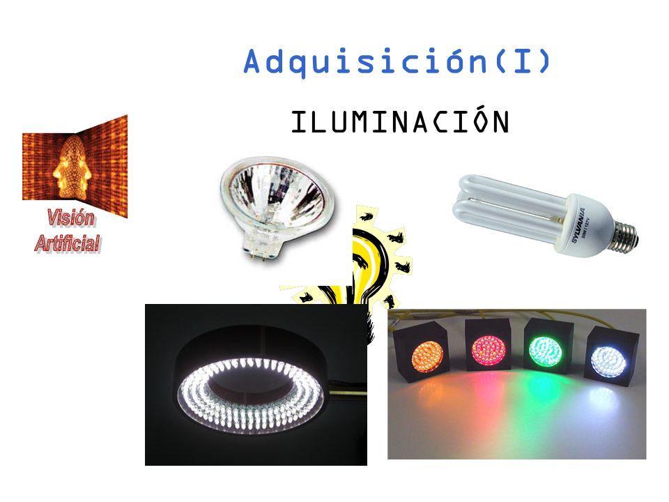 Adquisición(I) ILUMINACIÓN