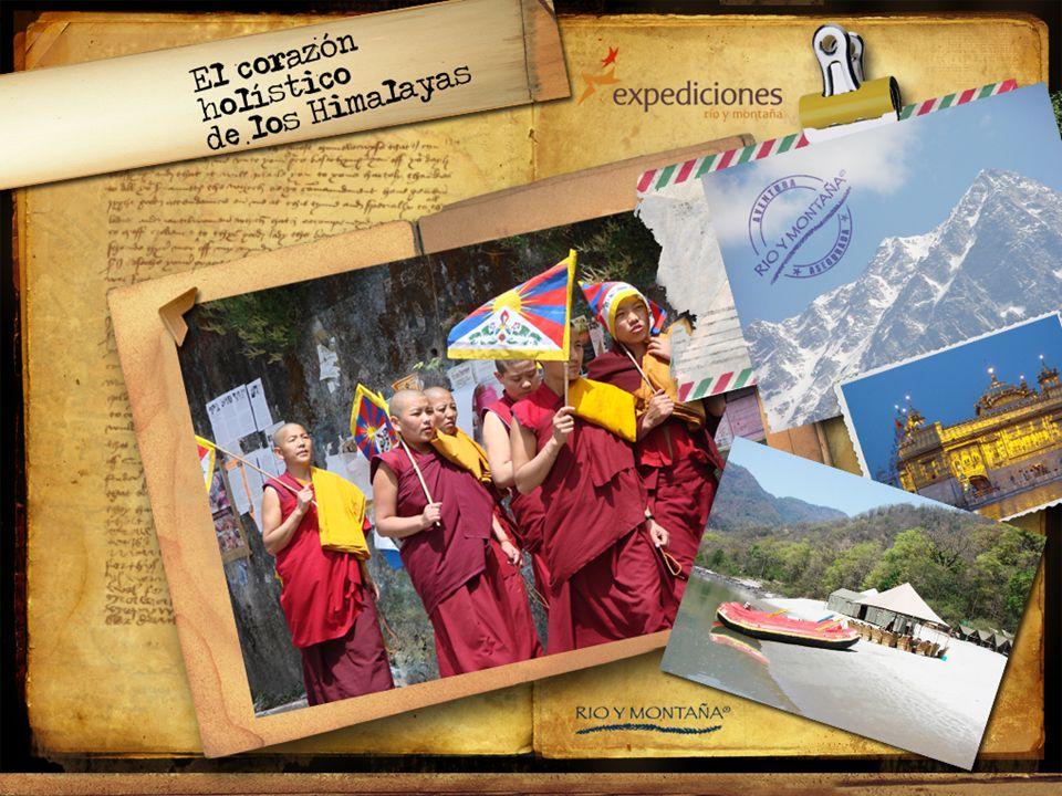 El corazón holístico en los Himalayas es una expedición de 12 días con opción a extenderlo 6 días más para aquellos que estén interesados.