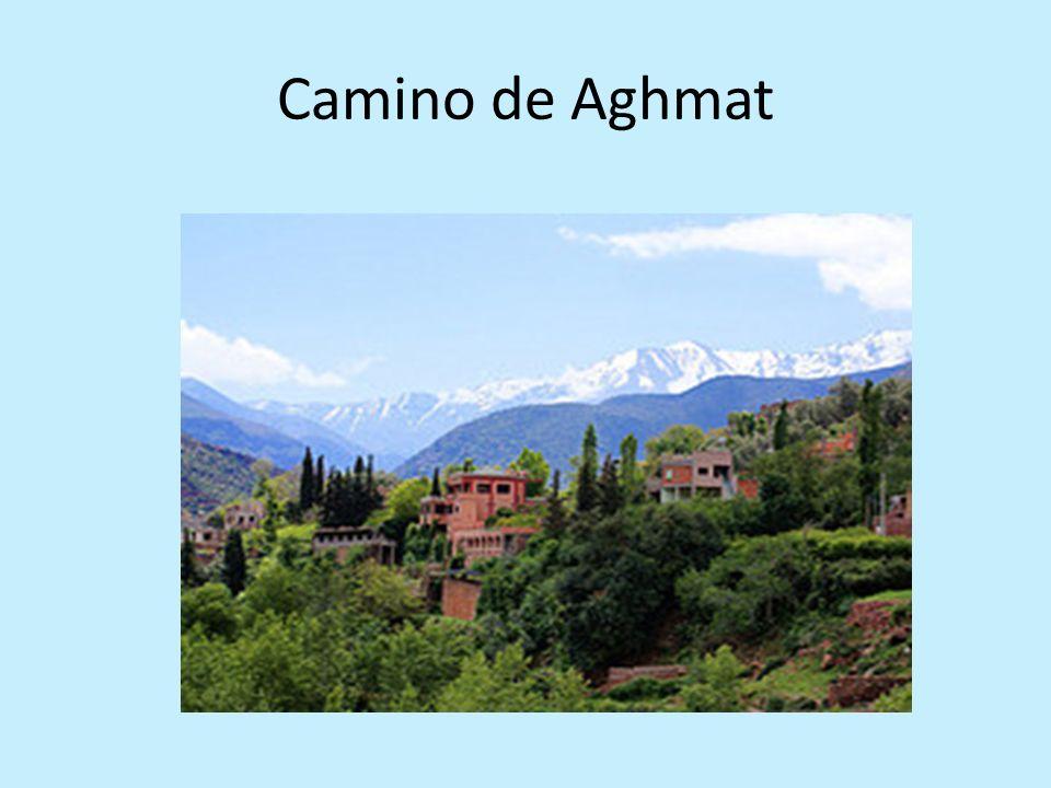 Camino de Aghmat